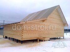 дом из бруса от Дом-Строй