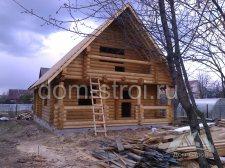 дом из ОЦБ