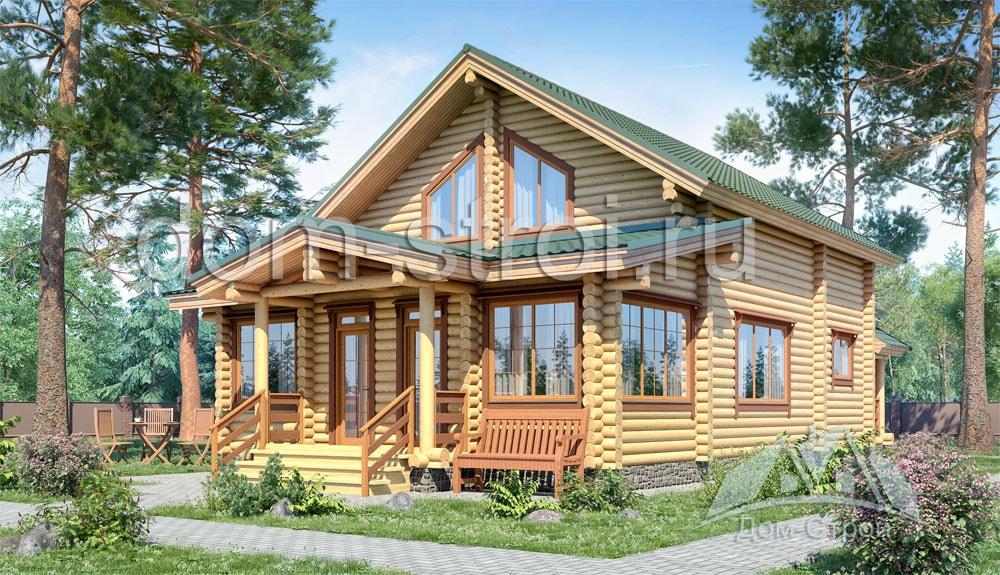 Коттедж: фото привлекательных загородных домов в разных