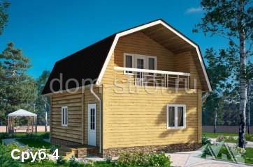 Изображение - Дома из оцилиндрованного бревна в кредит Srub4kartinka.5e3b0bdf5565b1a357844364f64f5940