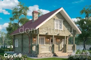 Изображение - Дома из оцилиндрованного бревна в кредит Srub9.761e838956da19a8503cc0ee467ec697