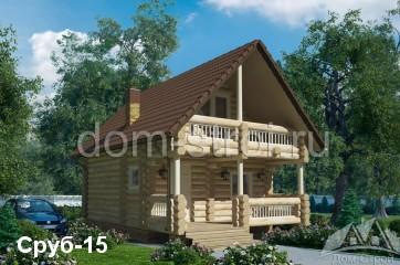 Изображение - Дома из оцилиндрованного бревна в кредит Vidfoto15.679894b53e4d845f1f8858f6fc2fd816