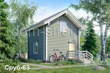 Изображение - Дома из оцилиндрованного бревна в кредит srub63v1.2918a5dd348a29cc1fe04b1567a16035