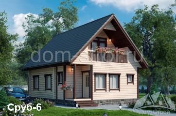 Изображение - Дома из оцилиндрованного бревна в кредит srub6m1.4c9e85809fc415d93e62faf8b0d36f29