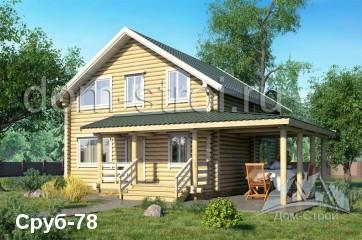 Изображение - Дома из оцилиндрованного бревна в кредит srub78v1.45f55ae2dd12bc7cf61b233fc5ba3fba