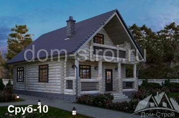 Изображение - Дома из оцилиндрованного бревна в кредит vidfoto.52509ff39441308530d41713bde29085
